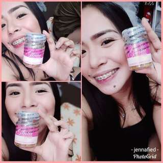 Gluta collagen softgel pink label - authentic
