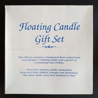 Floating Candle Gift Set