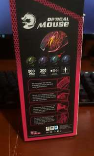 T1 Gaming Mouse 6-Buttons