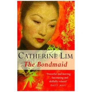 The Bondmaid Paperback Catherine Lim + Bridget Jones's Diary