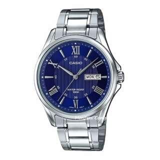 Montres Company香港註冊公司(25年老店) CASIO standard MTP-1384 MTP-1384D MTP-1384D-2 MTP-1384D-2A 三隻色都有現貨 MTP1384 MTP1384D MTP1384D2 MTP1384D2A