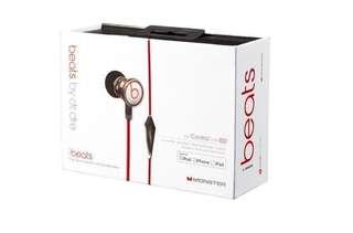 100%全新正品original ibeats耳機入耳式