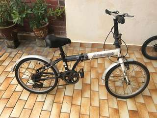 Aleoca Folding Bike 20
