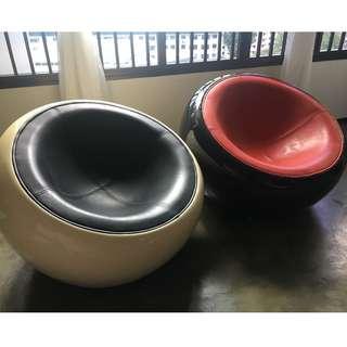 Retro Ball Chairs