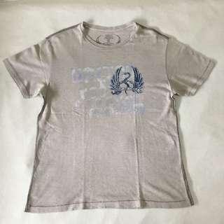 GAP Gray Design T-Shirt
