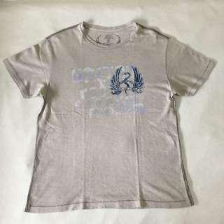 GAP Gray Design T-Shirt