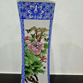 Vintage Chinese Ancient Table Vase