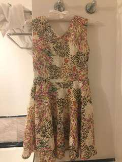 Bangkok mini dress