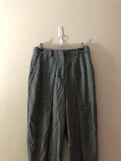 Country road front pleat pants