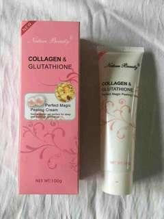 Glutathione & Collagen Peeling Cream