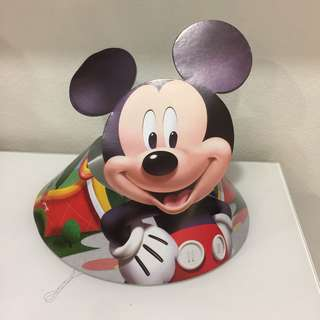Blessing Mickey Mouse Party Hat 5pc