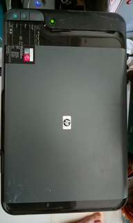 HP Deskjet F2400 All-in-One Color Printer