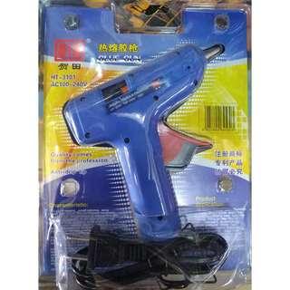 10W 100-240V Mini Hot Glue Gun Electric Trigger Adhesive Hobby Craft