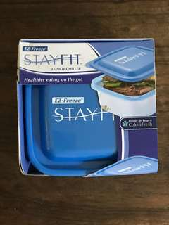 Stay Fit Lunch Chiller food container