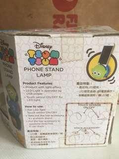 Winnie the Pooh 手機座led燈