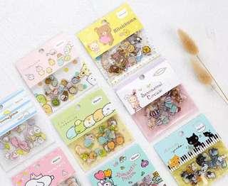 Cartoon Stickers ✨🐾