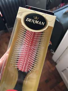 Denman Heavyweight Handle 9 Row Styling Brush D5