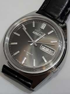 SEIKO 5 ACTUS Automatic watch  Bezel 37mm 21 jewels