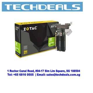 Zotac GT710 LP 2GB Graphic Card
