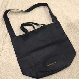 Authentic Japanese Leather Sling Tote