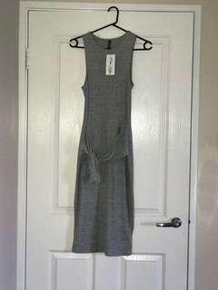 Myers wrap dress