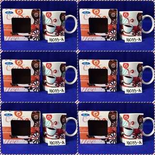 6PCS C3 16OZ MUG W/BOX