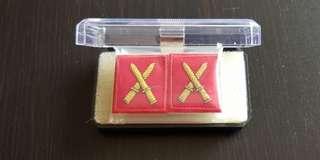 New Infantry Insignia Collar No.1 uniform