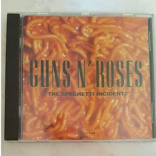 Guns n' roses the spaghetti incident?