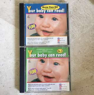#HariRaya35 Your Baby Can read VCD