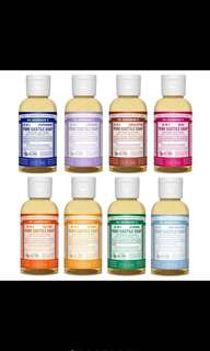 🚚 Dr Bronner's aorganic Magic Castile Soap