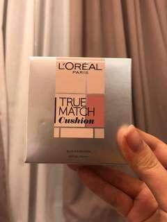 L'Oreal True Match Cushion N1 Nude Ivory