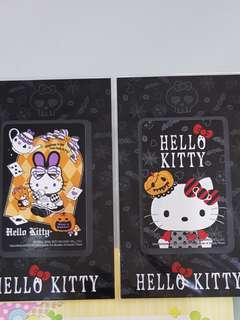 Hello Kitty Halloween Ezlink Cards