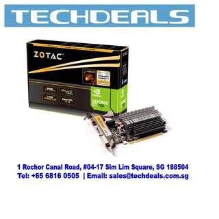 GeForce GT 730 2GB Graphic Card