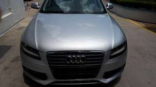 Audi A4 B8 Ready KL
