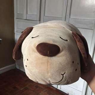 Miniso Dog plushie