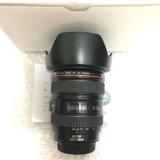 Canon 24-105mm F4 L USM (水UE)