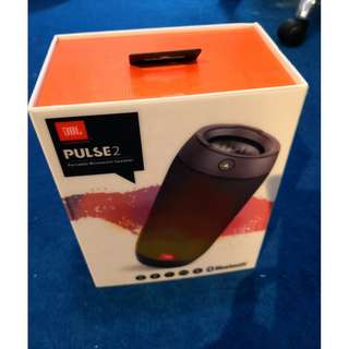 JBL Pulse 2 Portable Splashproof Bluetooth Speaker