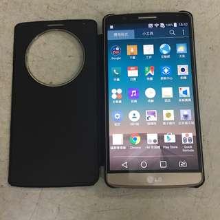 90%新 LG G3 手提電話  32GB 有盒 4G  金色