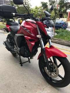 Yamaha FZN150I