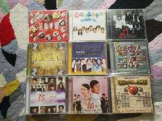 Original Chinese cds compilation
