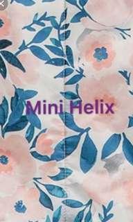 (RETAIL ALERT❗) WHIMISCAL WATERCOLOR MINI HELIX