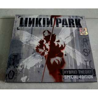 Linkin Park 2 CD Special Edition Hybrid Theory
