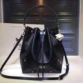 Coach Drawstring Sling Bag