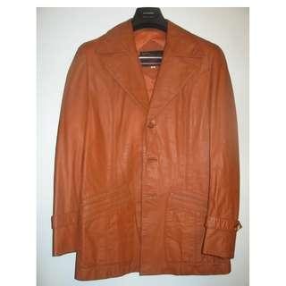 🚚 皮衣 70年代英國摩登古著 Vintag MOD Style