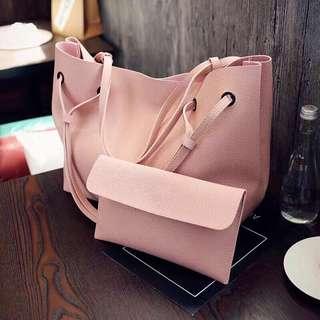 2 in 1 korean shoulderbag