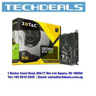 Zotac GTX 1050 MINI 2GB GD5 Graphic Card