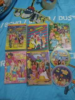 Hi 5 preloved DvD
