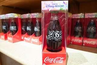 東京迪士尼35週年紀念可樂coca-cola