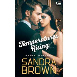 Ebook Hasrat Membara (Temperatures Rising) - Sandra Brown