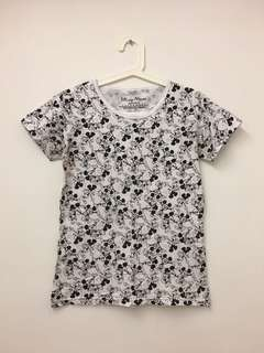 Mickey Mouse T-shirt for Ladies